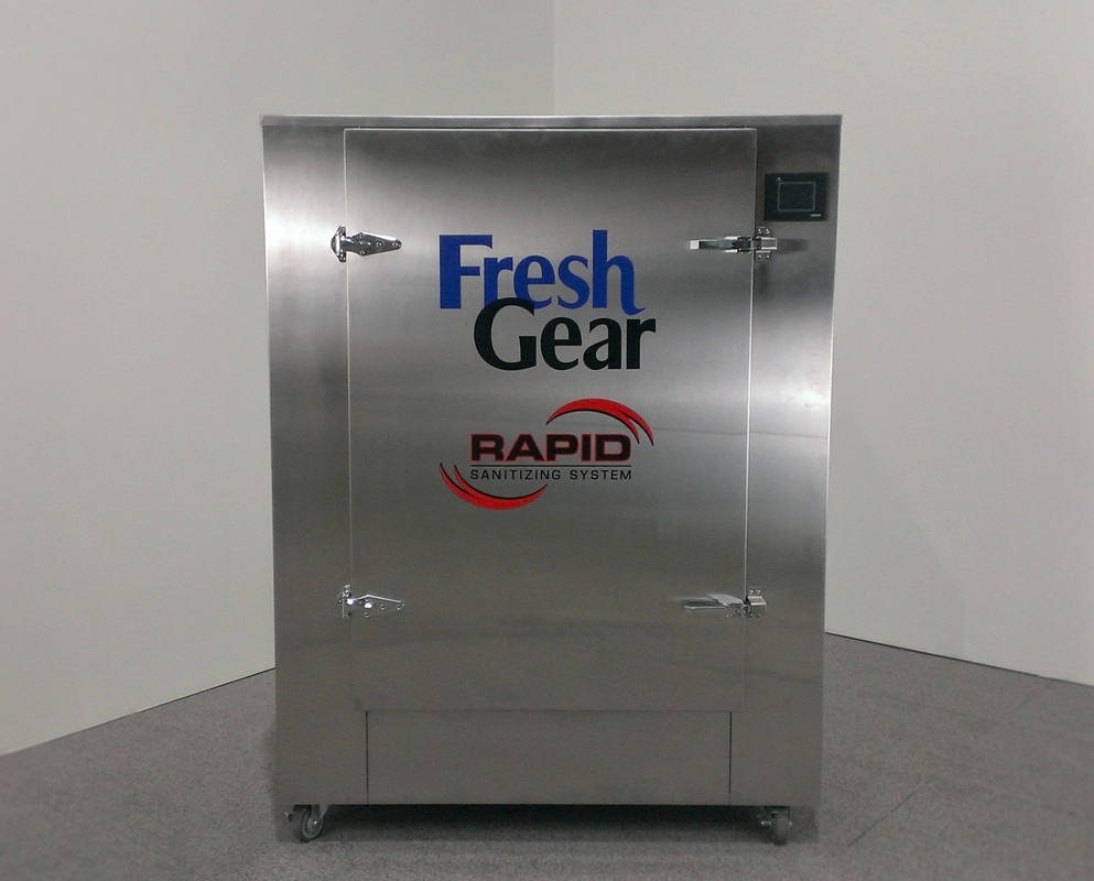 fresh gear rss sanitizing machine