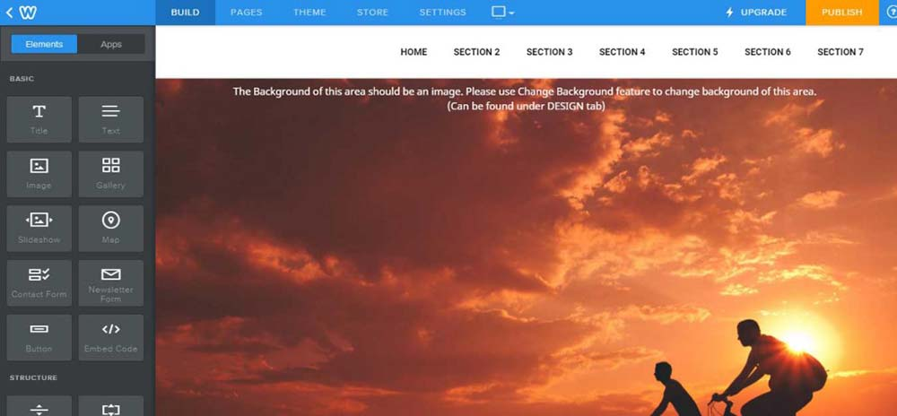 review baamboo studios premium weebly themes 6 1