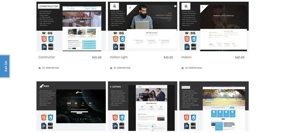 webfire themes review 2 1