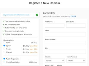 weebly review domain purchase 2 1