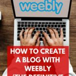 weebly blog