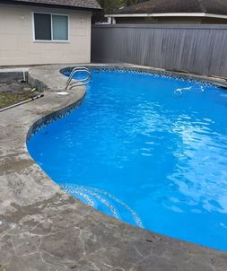 pool service houston