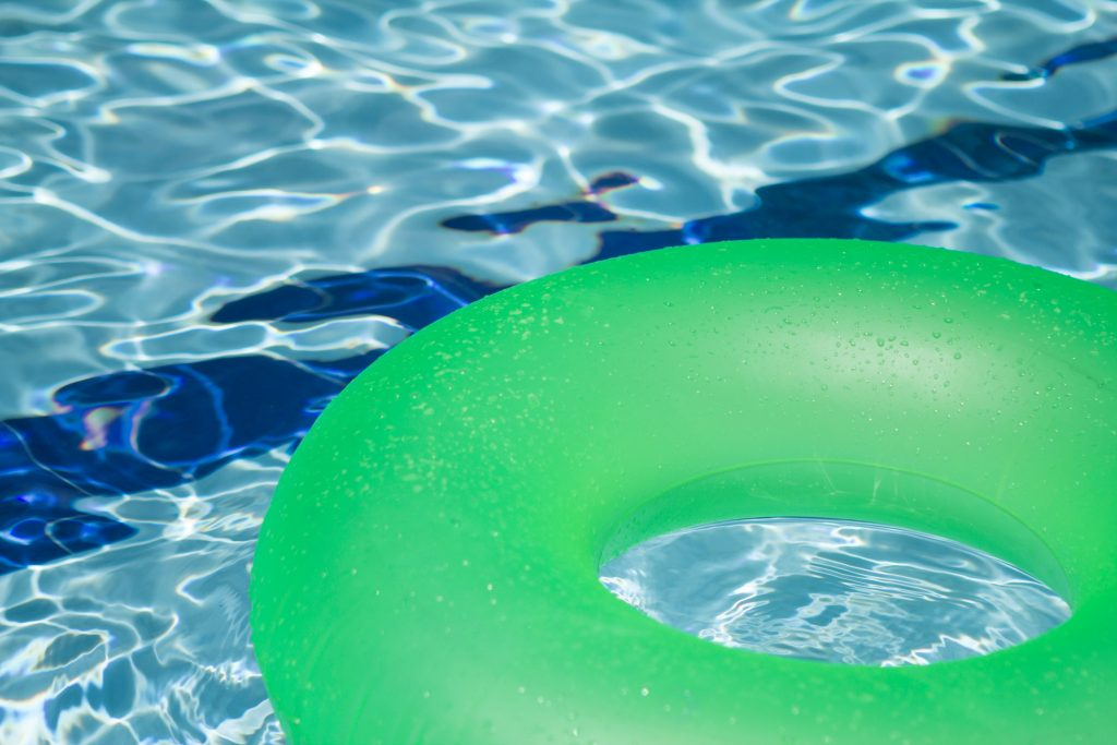 summer abstract swimming pool 61136
