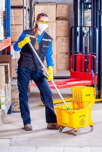 personal protective equipment for workplace safety
