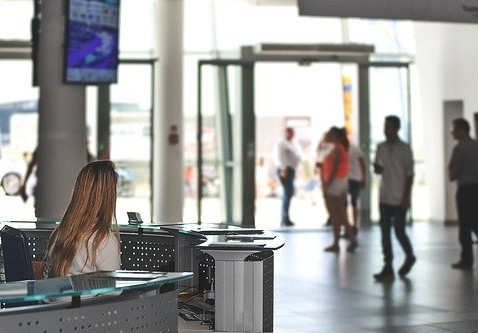 metal detectors for crowds airports business